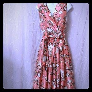 Beautiful floral print dress Jessica Howard size 8